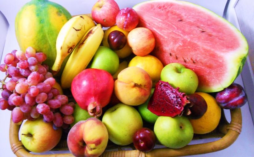 Frutose das frutas faz mal?