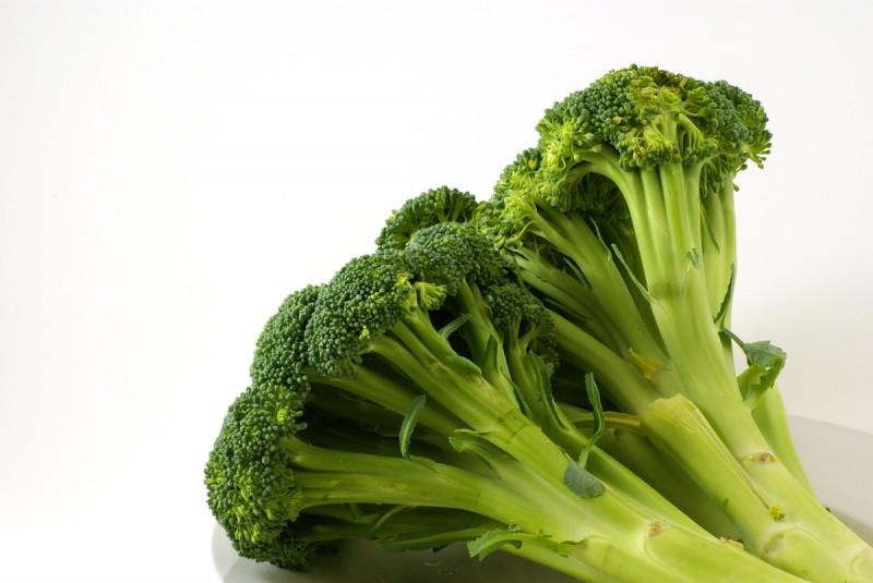 O brócolis é um alimento perfeito para prevenção.