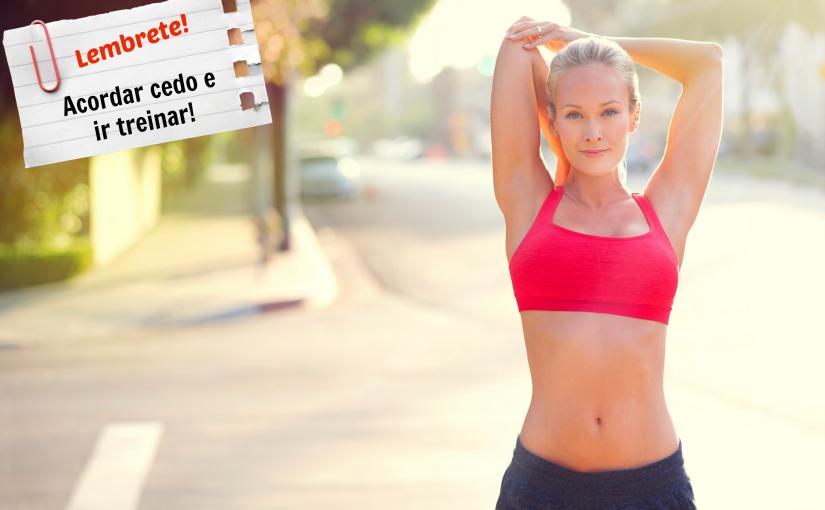 Como tornar o exercício físico um hábito?