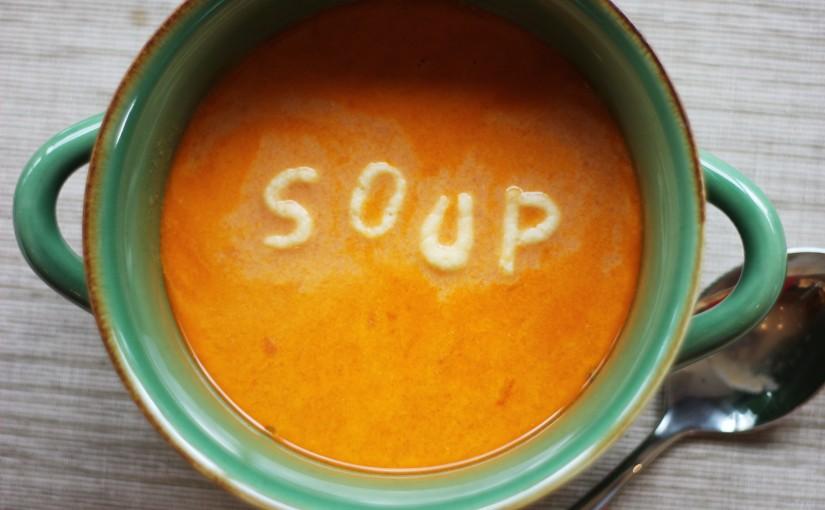 5 Receitas de sopas para emagrecer